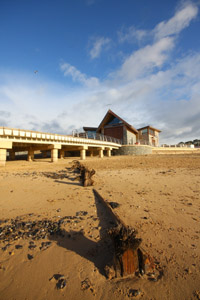 Exmouth Lifeboat Station 27 Nov 09