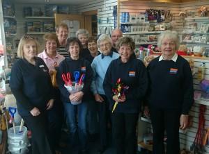 Shop volunteers 1
