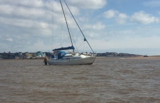 PR290216 Four rescued from two yachts